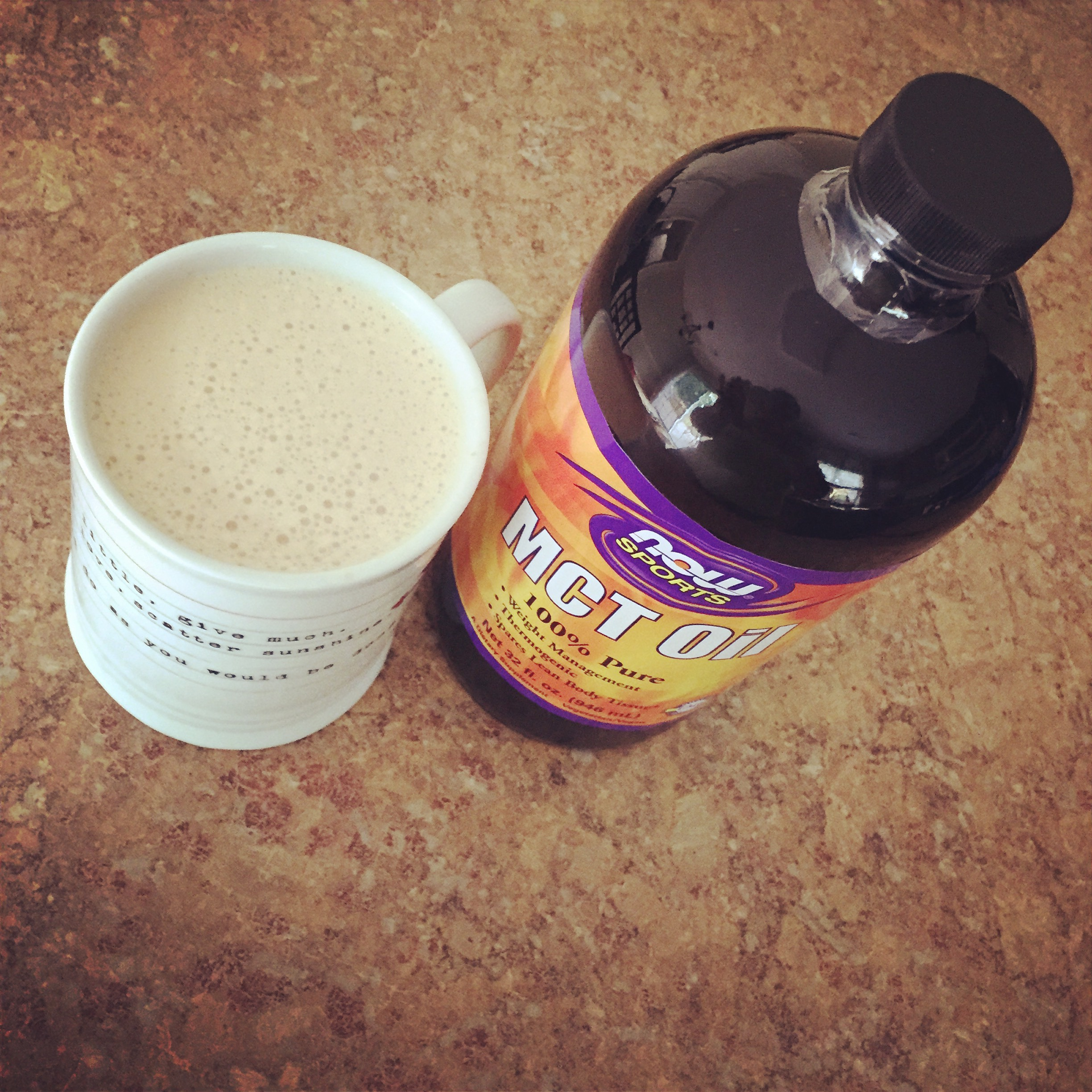 MCT Oil: The Power of Bulletproof Coffee