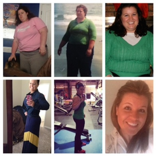 135 lb Weight Loss In Pictures