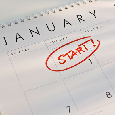 A More Effective Approach to New Years Resolutions That Stick