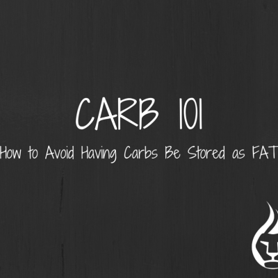 Carbs 101: When Carbs Are Stored As Fat