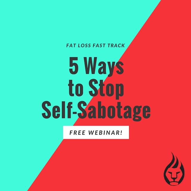 5 Ways to Stop Self-Sabotage & Create A Success Blueprint