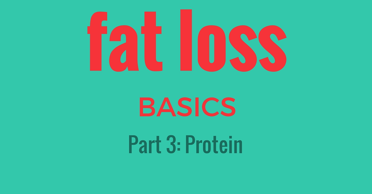 protein for fat loss