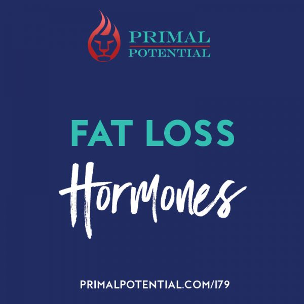 179: 3 Fat Loss Hormones – Meet The Players