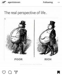 unhappy fat unhappy thin
