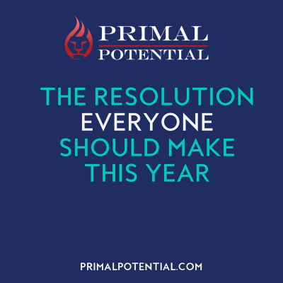 434: The One Resolution Everyone Should Make This Year