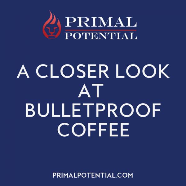 446: A Closer Look At Bulletproof Coffee