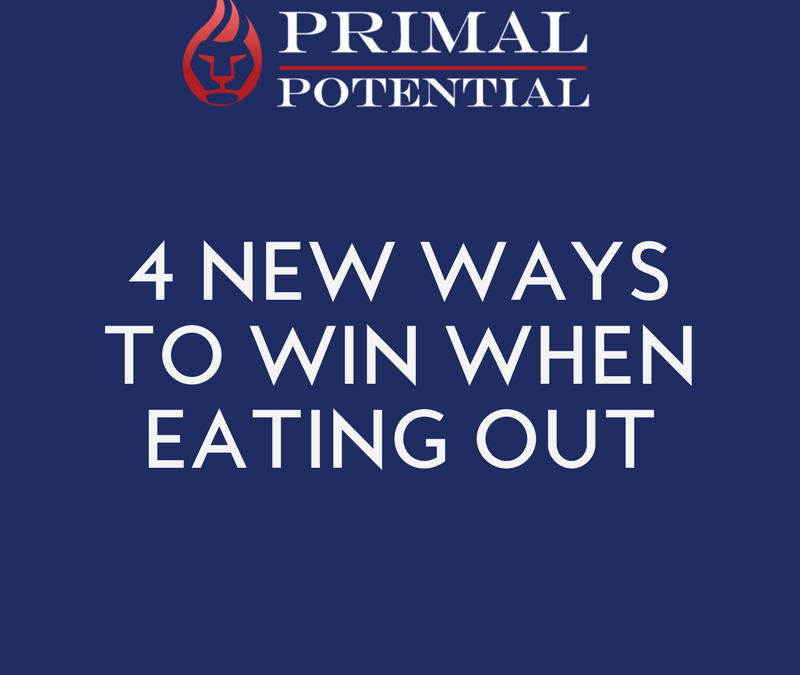 439: 4 New Ways To Win When Eating Out