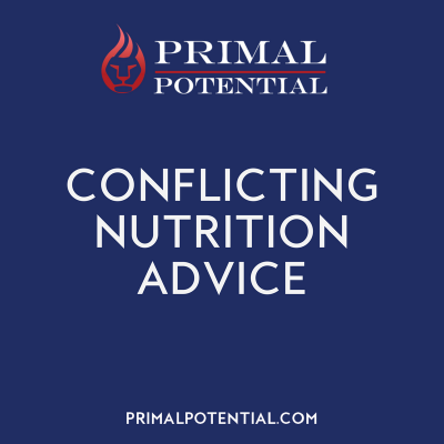 440: Clearing Up Conflicting Nutrition Advice