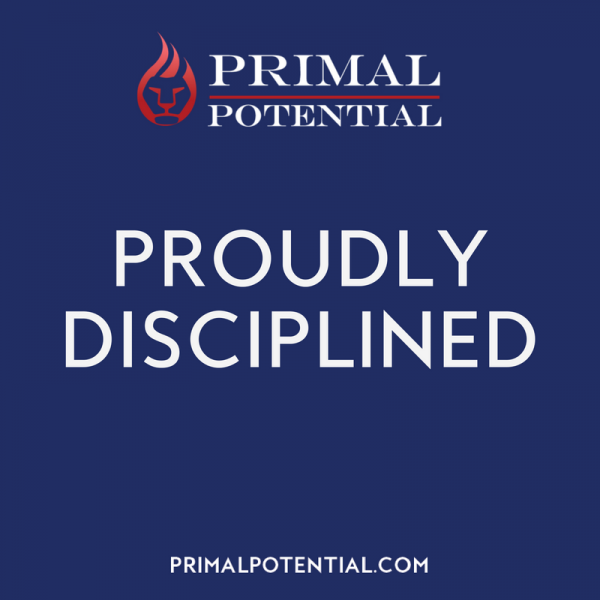 484: Proudly Disciplined
