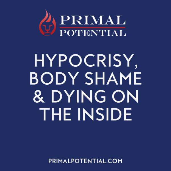 485: Hipocrisy, Body Shame & Dying On The Inside – EXPLICIT