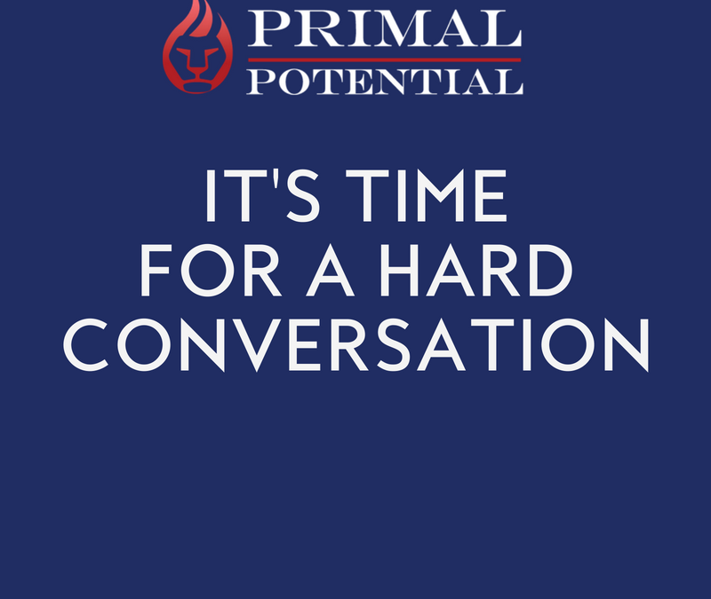 488: It's Time For A Hard Conversation