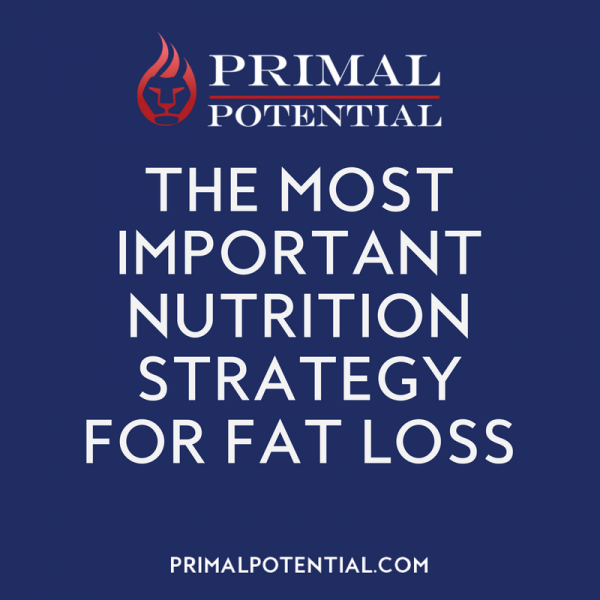 489: Most Important Nutrition Strategy for Fat Loss & Energy
