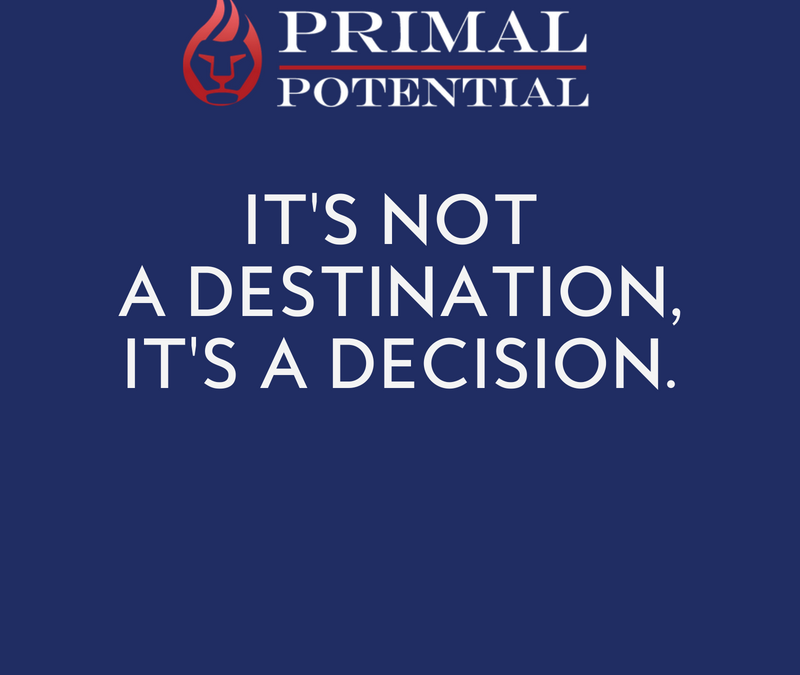 514: It's Not A Destination, It's A Decision