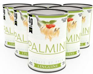palmini with pesto
