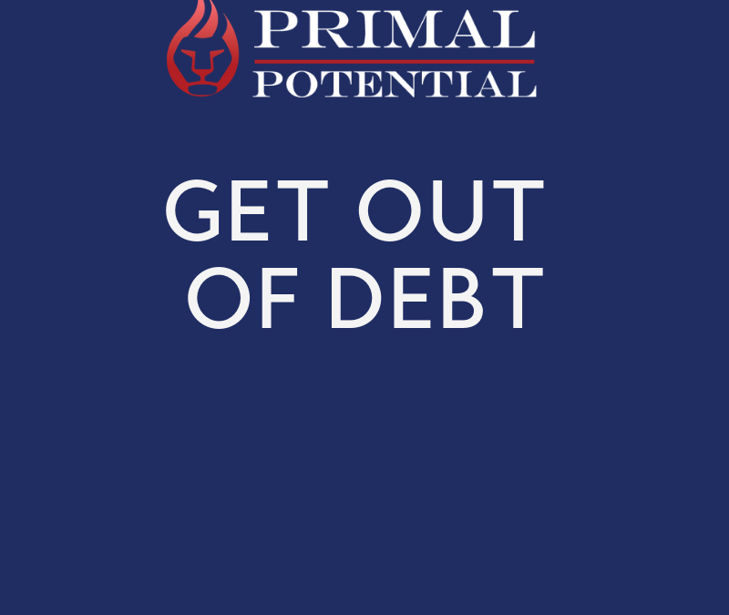 521: Get Out of Debt No Matter How Much You Make
