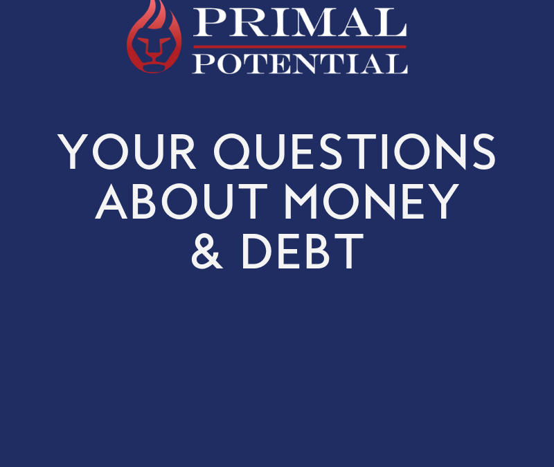 522: Your Questions About Money & Debt