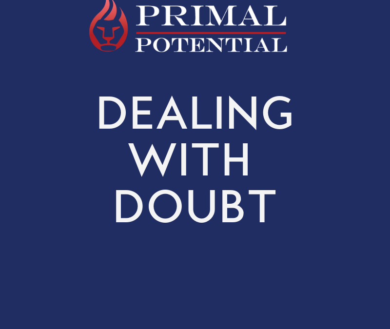 531: Dealing with Doubt