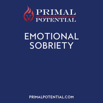 529: Emotional Sobriety