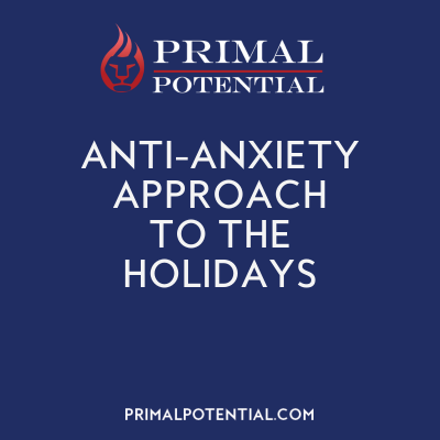 537: An Anti-Anxiety Approach to the Holidays