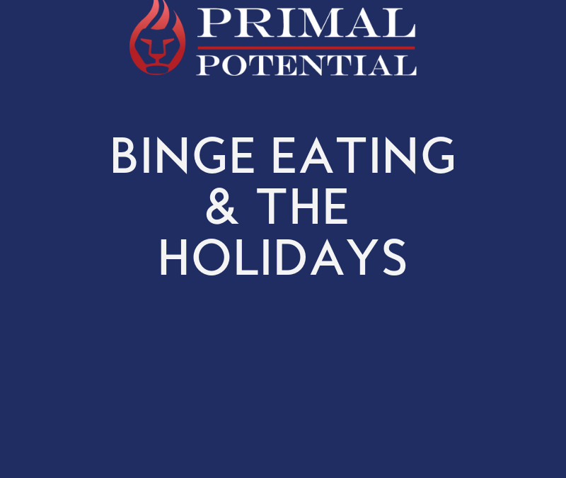 534: Binge Eating & the Holidays
