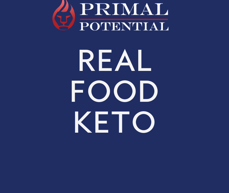 542: Real Food Keto with Jimmy & Christine Moore